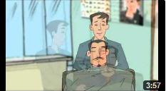 Chuyện trong hiệu cắt tóc