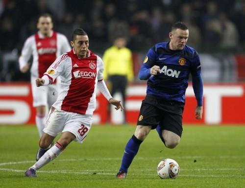 Đánh bại Ajax tại Amsterdam ArenA, M.U đặt một chân vào vòng 1/16 Europa League