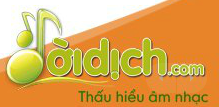 Loidich.com_Nghe bài hát tiếng anh song ngữ Anh-Việt