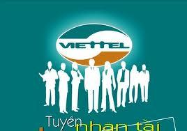 Công ty Viễn thông Viettel cần tuyển Kế toán viên