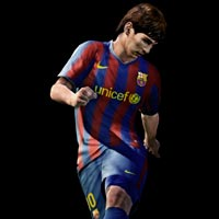 Messi  Play Station nh  tht