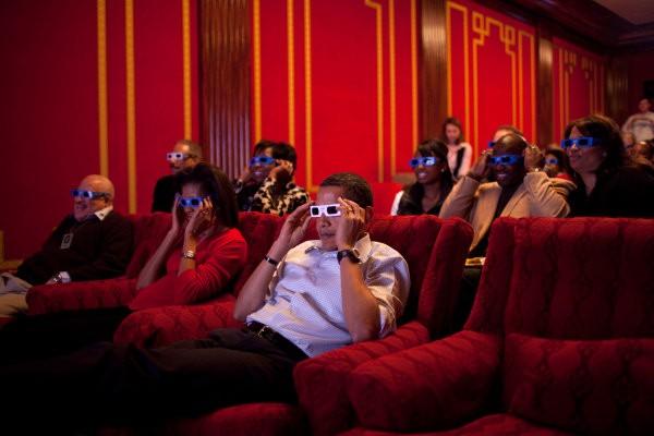 Rạp hát của ngài Obama trông như thế nào?