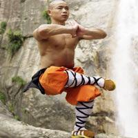 Kung fu chạy hổ