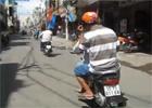 Hình ảnh manh động của cướp trên phố Sài Gòn