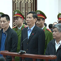 Cựu Chủ tịch Vinashin lĩnh án 20 năm tù