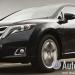Toyota cải tiển chút ít Venza 2013