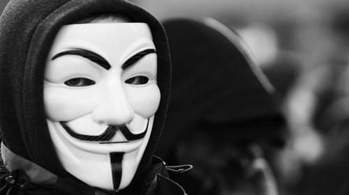 "Anonymous ""kêu oan"" vụ đánh sập Internet"