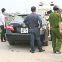 Tài xế taxi kể vụ xả súng vào xế hộp