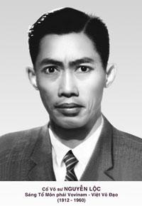 Lễ Tưởng niệm Cố Võ Sư Sáng Tổ Môn Phái Vovinam - Việt Võ Đạo lần thứ 50 (1960 – 2010) - La 50ème Fête commémorale de la Mort du Maitre Fondateur Nguyen Loc(1960 – 2010).