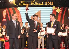 FPT dẫn đầu giải Sao Khuê 2012
