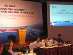 Tác động của Internet tới sự phát triển của kinh tế VN