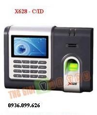MÁY CHẤM CÔNG VÂN TAY  X628C /ID