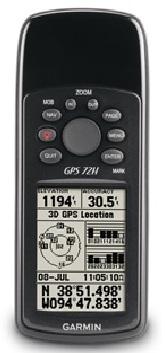 Kết quả hình ảnh cho GPS Garmin GPS 72H