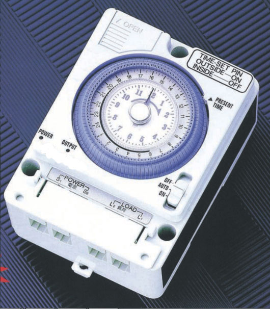 Solid State Relay Timer