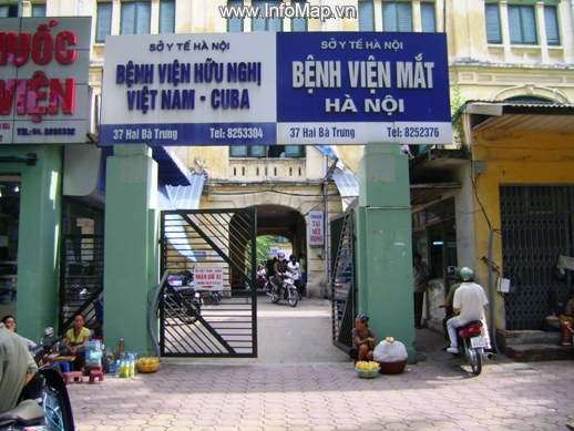 Khoa Rang Ham Mat-Benh Vien Vietnam-Cuba