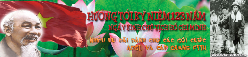 Lap mang viettel, lp mng viettel