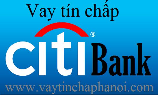Vay Tín Chấp CiTi Bank