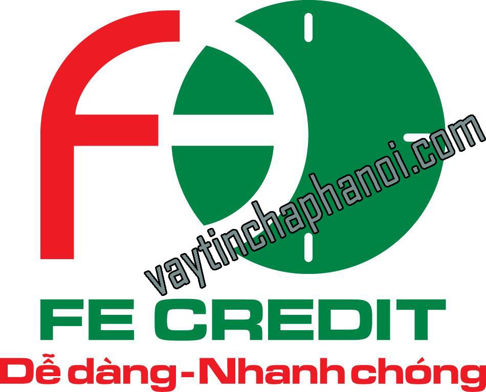 Logo ngân hàng Fe CreDit VP Bank
