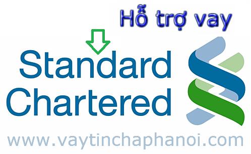 Vay tiêu dùng ngân hàng standard charterd