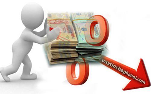Vay tín chấp lãi suất thấp giải ngân nhanh