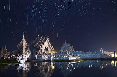 """Ghé thăm vẻ đẹp độc đáo của ngôi chùa Wat rong khun """"Chiang Rai"""""""