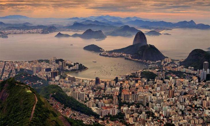 Du lịch đến thủ đô đăng cai World Cup 2014