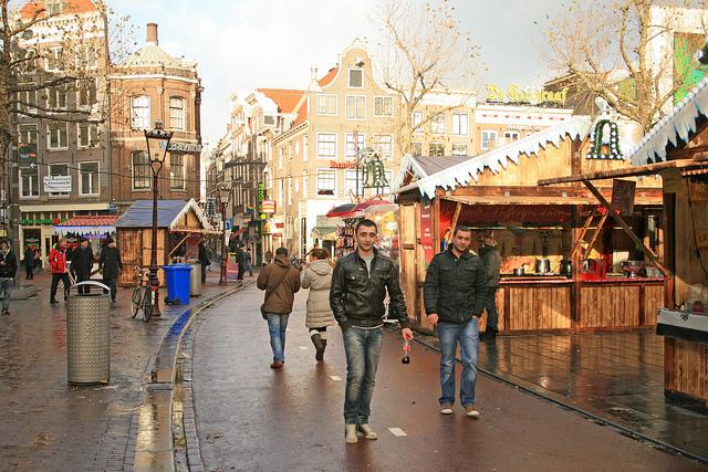 Quảng trường Rembrandtplein