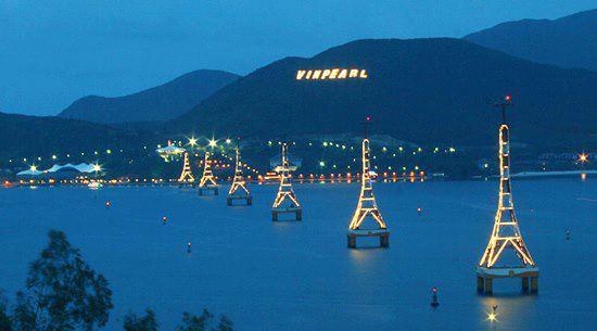 cáp treo Vipearl Land Nha Trang