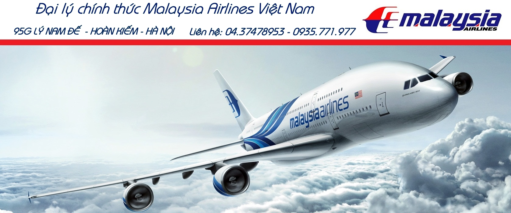 i l v my bay Malaysia Airlines ti Vit Nam, lin h ton quc : 04.37478953.