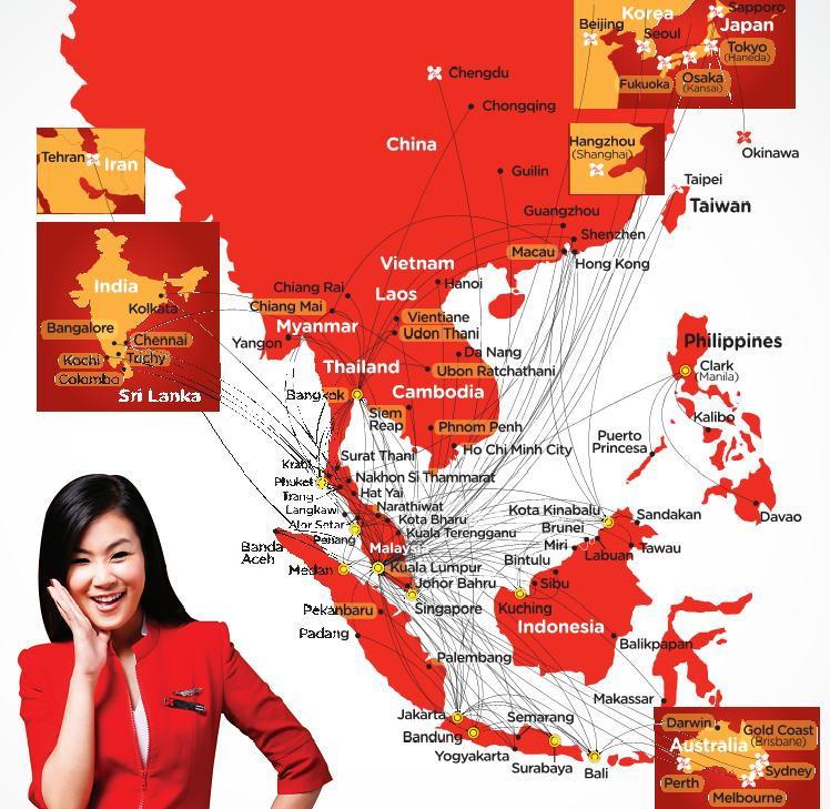 Đại lý chính thức Air Asia tại Việt Nam, liên hệ toàn quốc 04.37478953