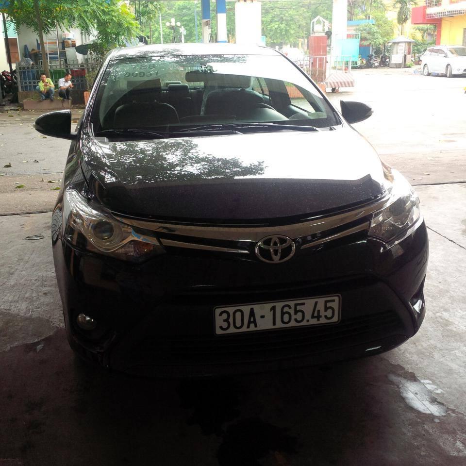 25-4-2014 xe Toyota Vios 2014 tới tay anh Vinh tại Hà Nội.