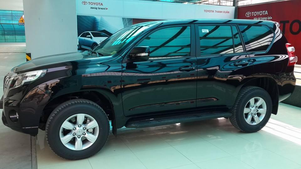 Ngày 29-12-2013: Toyota PRADO TXL 2014 bàn giao Công ty TNHH TM ĐỒNG TÂM-CN NGHỆ AN