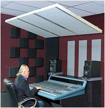 Thiết kế hệ thống tiêu âm cho phòng karaoke chuyên nghiệp