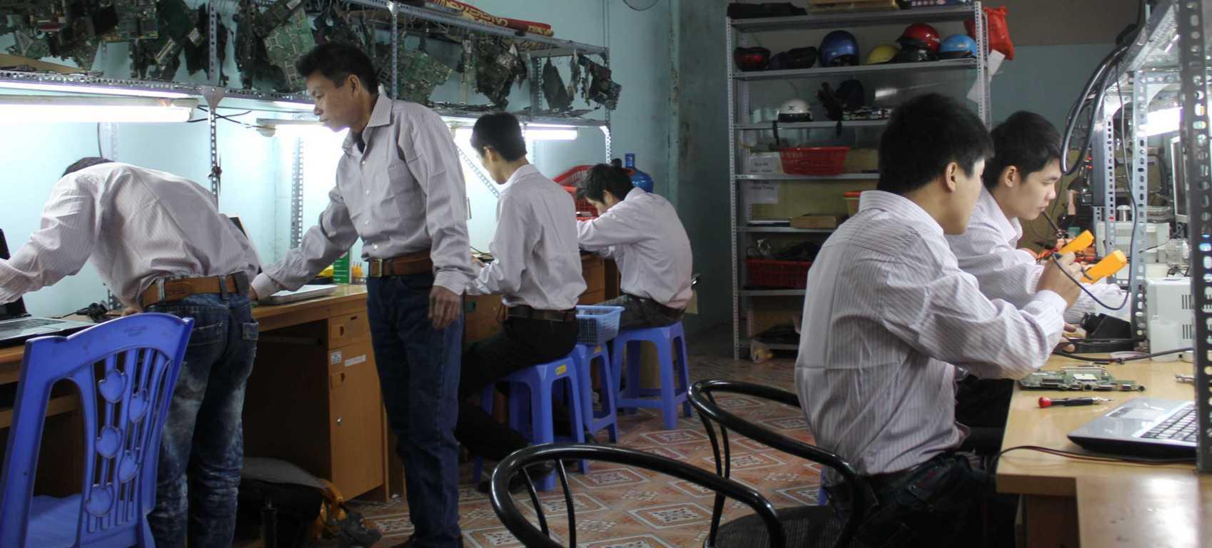 Sửa đầu karaoke tại Hà Nội