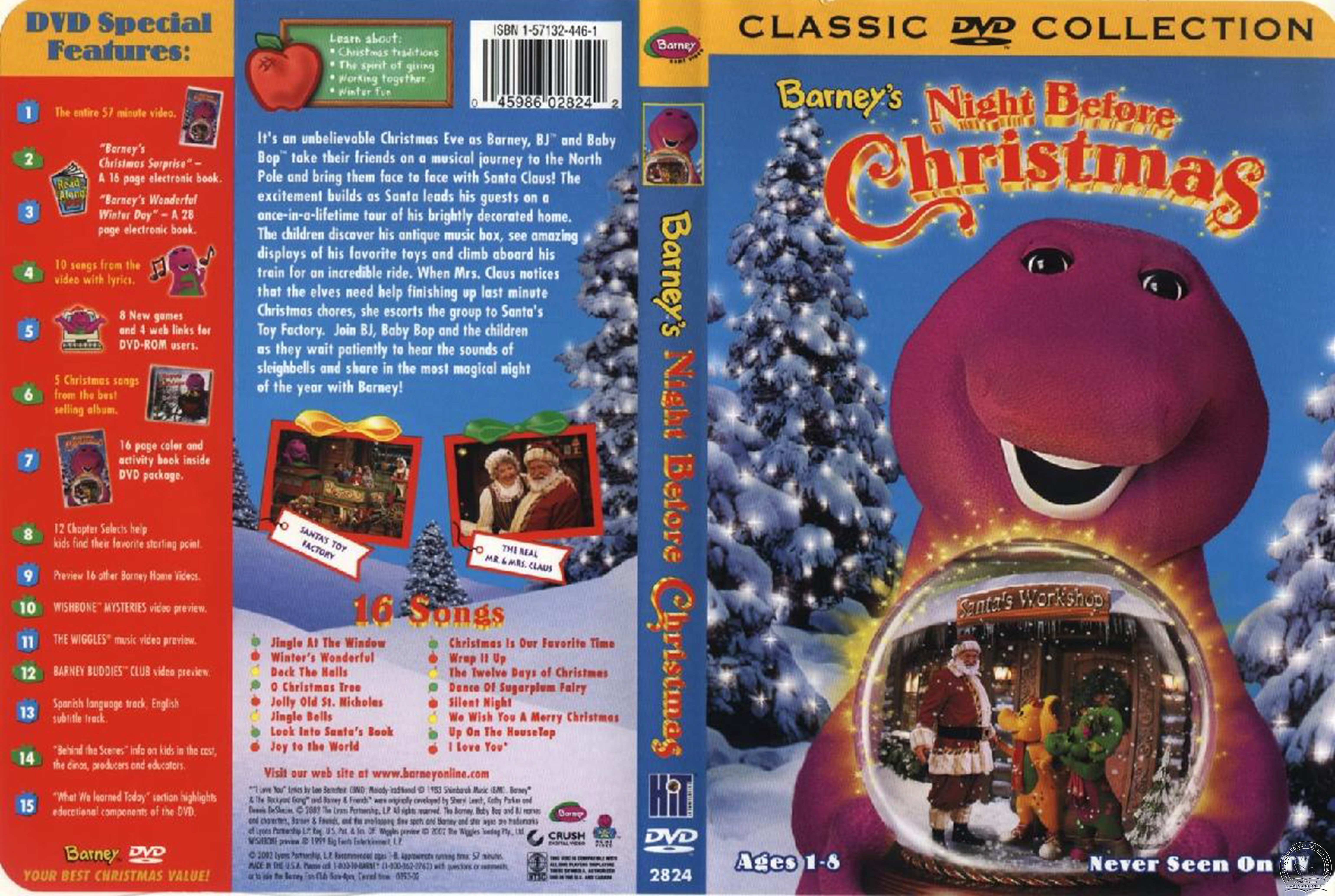 The best of barney and friends dvd kh ng long t 237 m hay nh t
