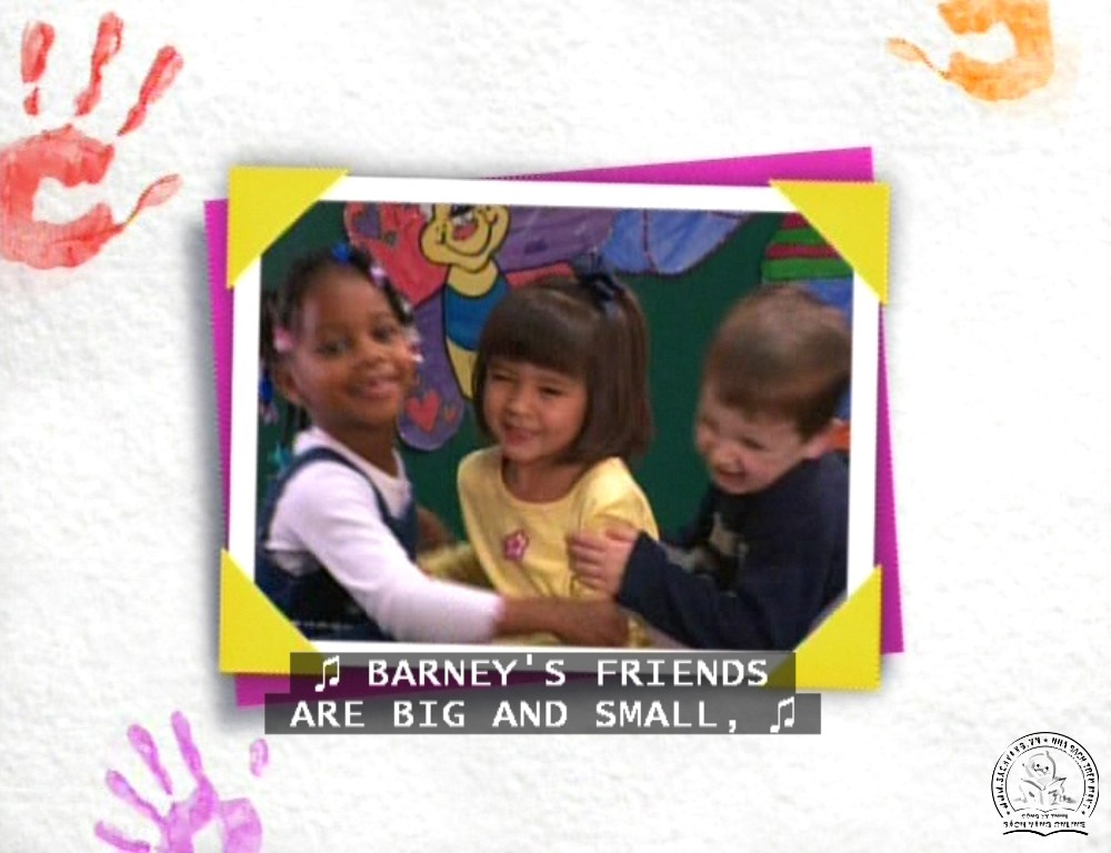 The Best of Barney and Friends - DVD Khủng Long Tím Hay Nhất - Pic 01