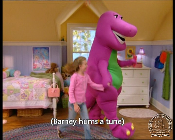 The Best of Barney and Friends - DVD Khủng Long Tím Hay Nhất - Pic 07