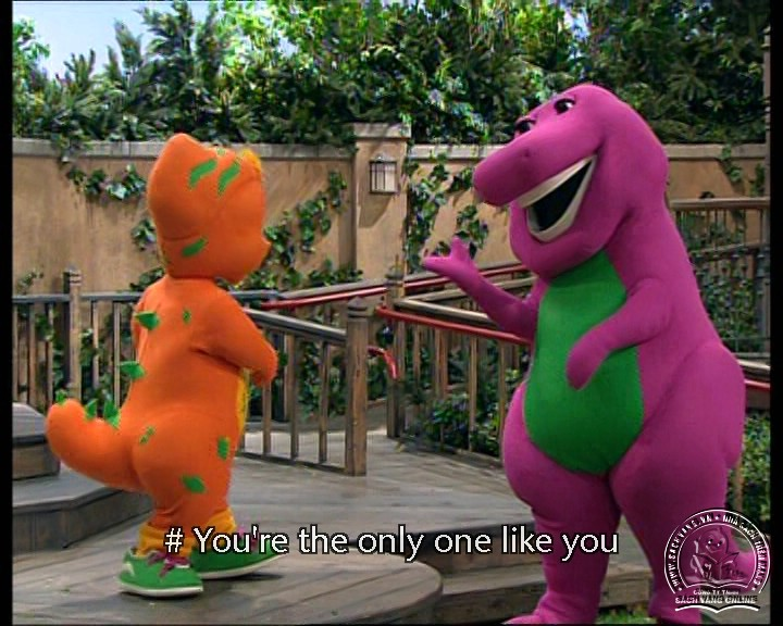 The Best of Barney and Friends - DVD Khủng Long Tím Hay Nhất - Pic 10