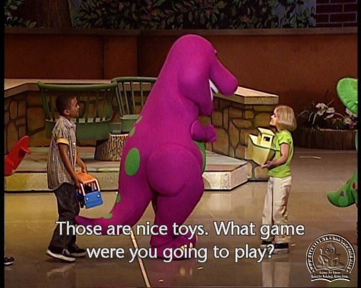 The Best of Barney and Friends - DVD Khủng Long Tím Hay Nhất - Pic 11