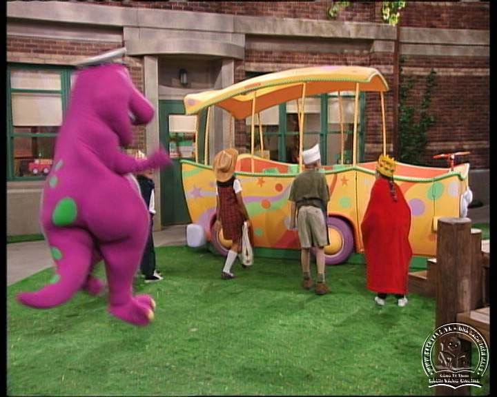 The Best of Barney and Friends - DVD Khủng Long Tím Hay Nhất - Pic 13