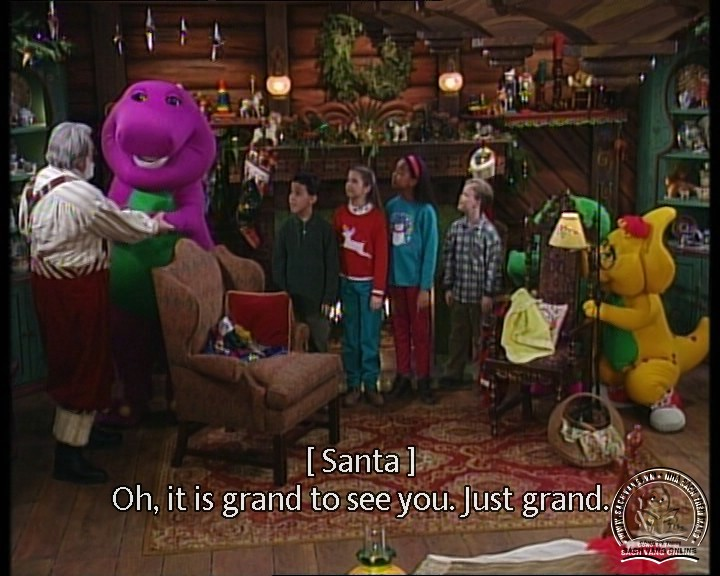 The Best of Barney and Friends - DVD Khủng Long Tím Hay Nhất - Pic 18