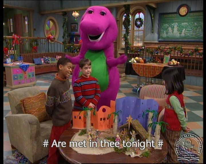 The Best of Barney and Friends - DVD Khủng Long Tím Hay Nhất - Pic 19