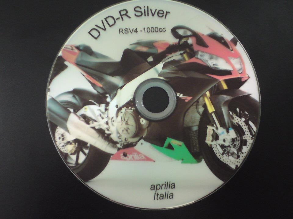 DVD-R iNTACT Silver demo 2