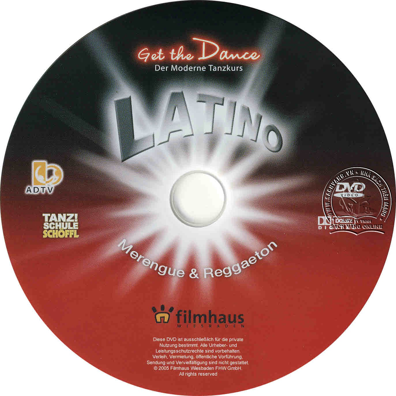 Get The Dance - Latino lebel