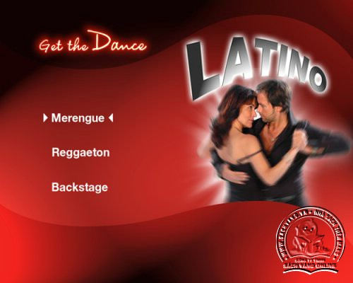 Get The Dance - Latino 1