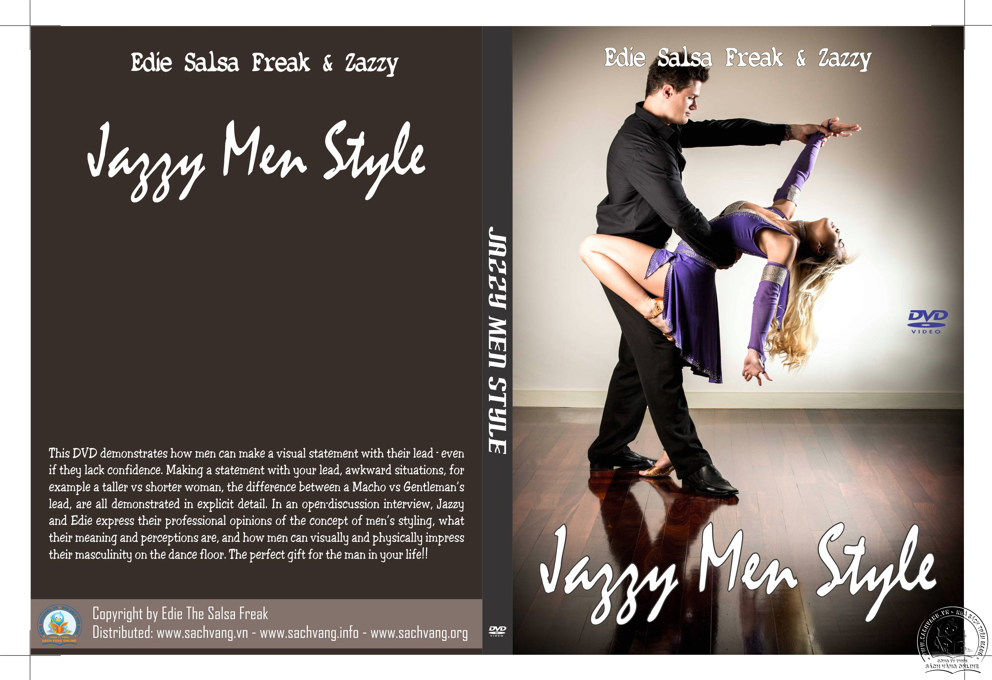 Jazzy's Men Style cover