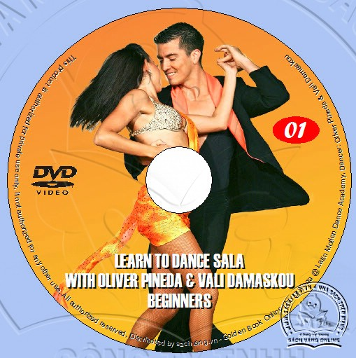 Learn To Dance Salsa with Oliver Pineda & Vali Damaskou lebel 01