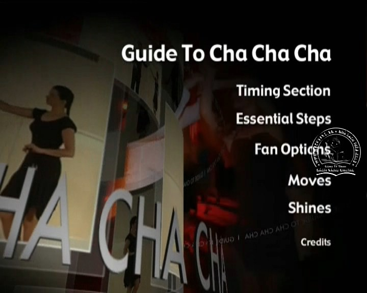 Lee Hunter's Guide To Cha Cha Cha 1