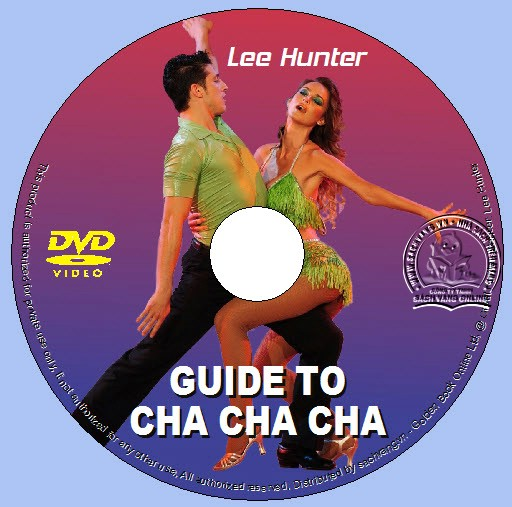Lee Hunter's Guide To Cha Cha Cha lebel