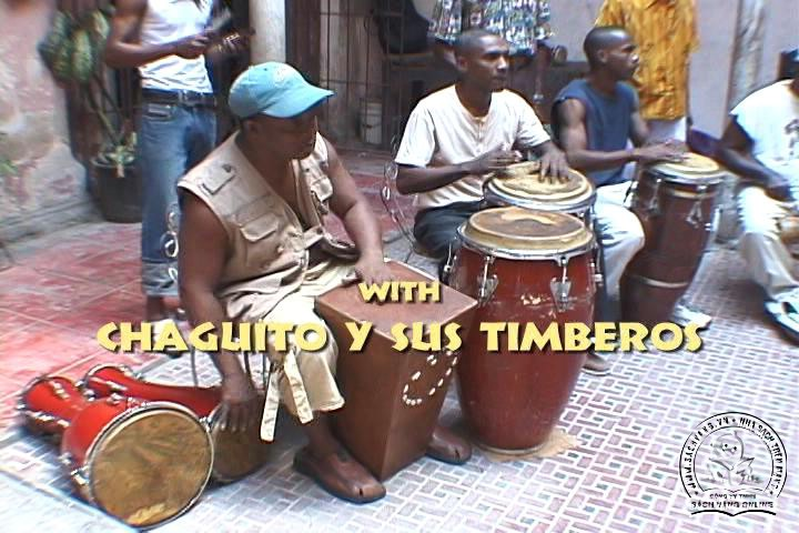 Rumbambeo With Chaguito Y Slis Timberos 1